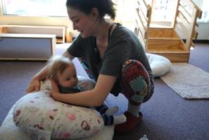 INFANT PROGRAM: TEACHER TO INFANT RATIO