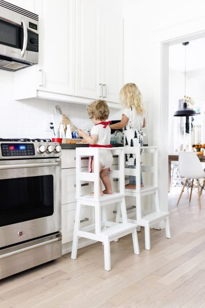 5 EASY TIPS TO CREATE A CHILD-FRIENDLY KITCHEN