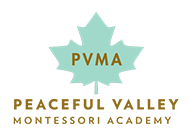 Peaceful Valley Montessori Academy Logo